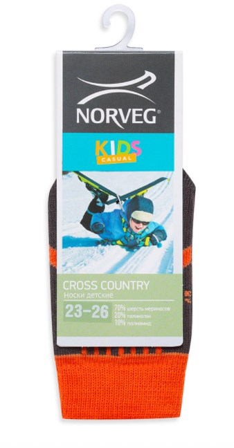 NORVEG Cross Country Носки детские - фото 10095