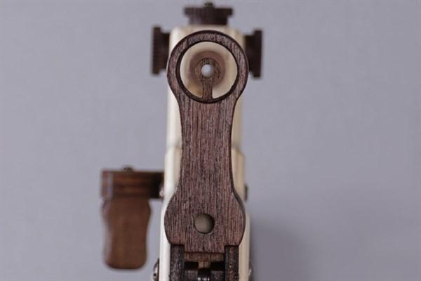 Игрушка TARG модель для сборки BIATHLON - фото 10142