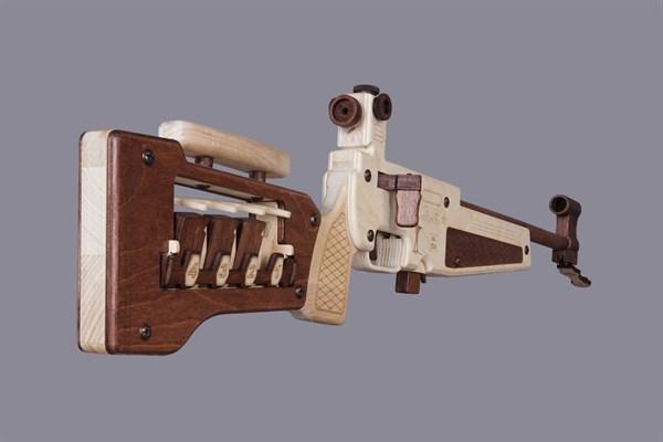Игрушка TARG модель для сборки BIATHLON - фото 10145