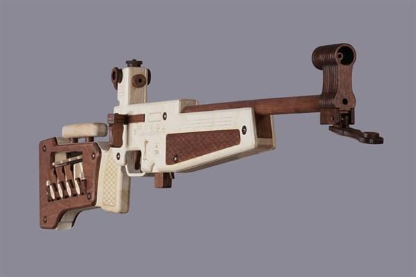 Игрушка TARG модель для сборки BIATHLON - фото 10146