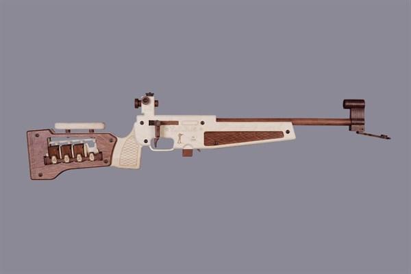 Игрушка TARG модель для сборки BIATHLON - фото 10147