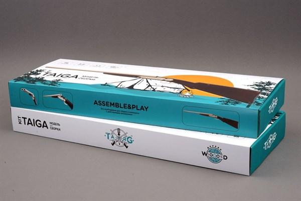 Игрушка TARG модель для сборки TAIGA - фото 10150
