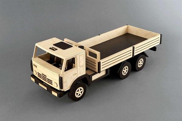 Игрушка TARG Модель для сборки Бортовой грузовик - фото 10251