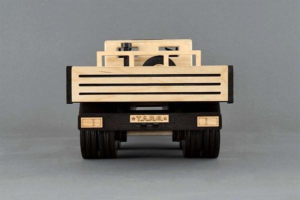 Игрушка TARG Модель для сборки Бортовой грузовик - фото 10253