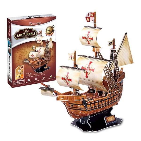 Корабль Санта Мария - фото 10261