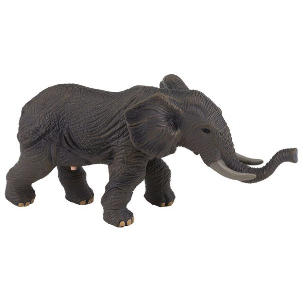 Фигурка мягконабивная Слон со звуком - фото 10268