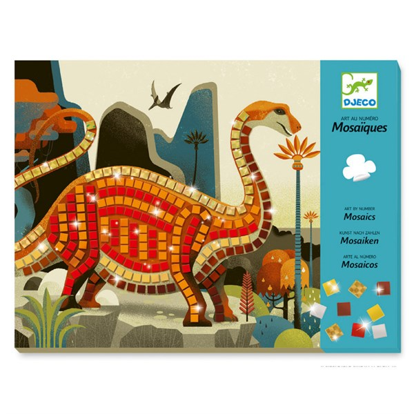 DJECO Набор для творчества Динозаврики - фото 10324