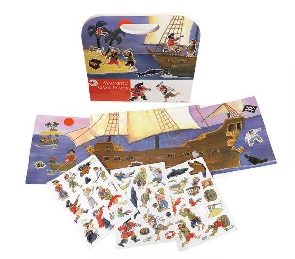 EGMONT Магнитная игра Пиратский корабль - фото 10336