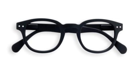 IZIPIZI KIDS Очки #C Для экрана детские JUNIOR Черные/ Black - фото 10342