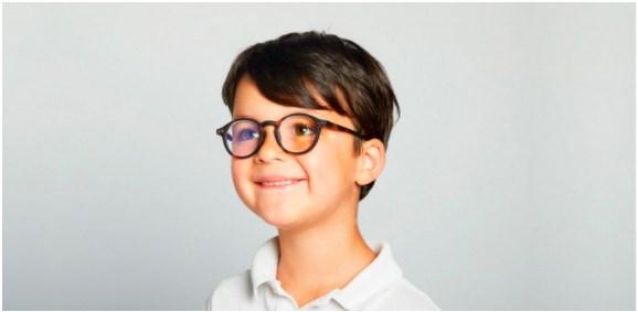 IZIPIZI KIDS Очки #D Для экрана детские JUNIOR Черепаховые/ Tortoise - фото 10349