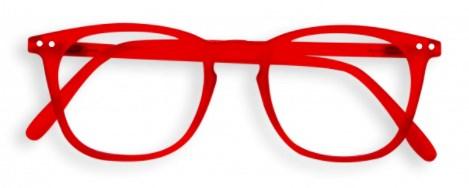 IZIPIZI KIDS Очки #E Для экрана детские JUNIOR  Красные/ Red - фото 10351