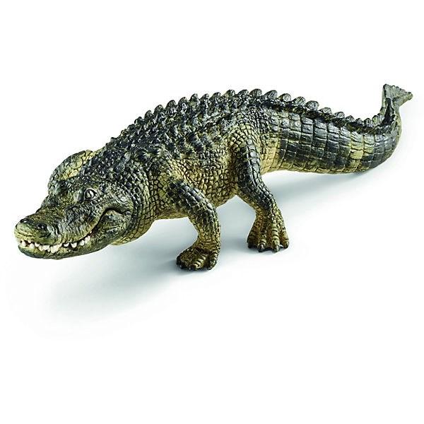 SCHLEICH Крокодил - фото 10366