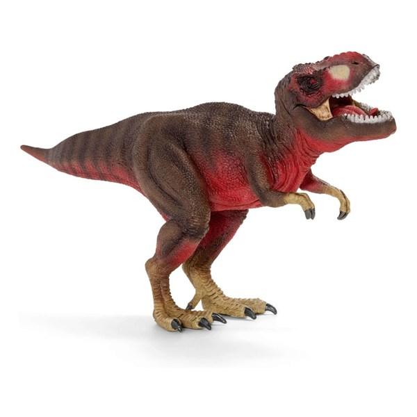 SCHLEICH Тиранозавр Рекс (красный) - фото 10386