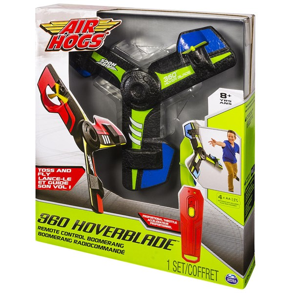 Игрушка AIR HOGS Бумеранг - фото 10388