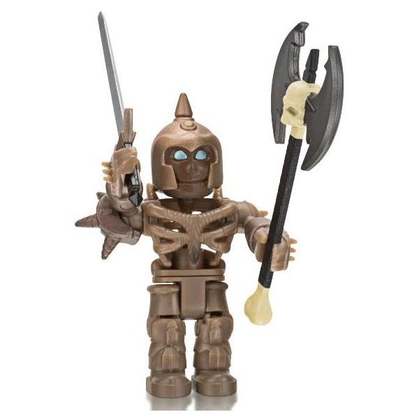 Игрушка Roblox - фигурка героя Endermoor Skeleton (Core) с аксессуарами - фото 10391