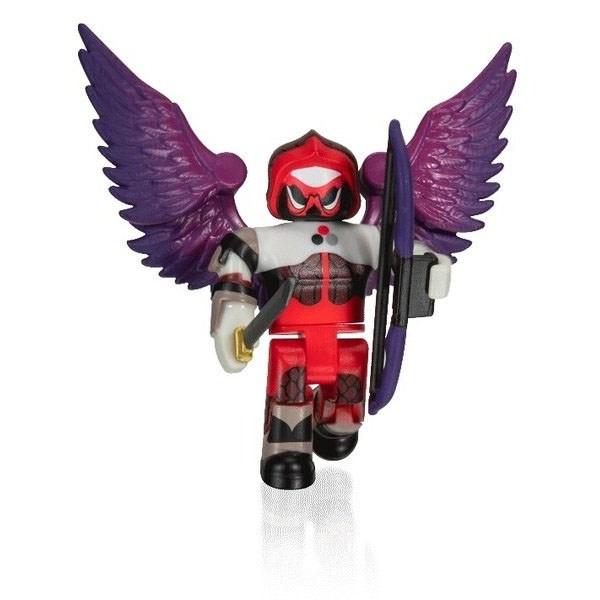 Игрушка Roblox - фигурка героя Aqualotl (Core) с аксессуарами - фото 10397