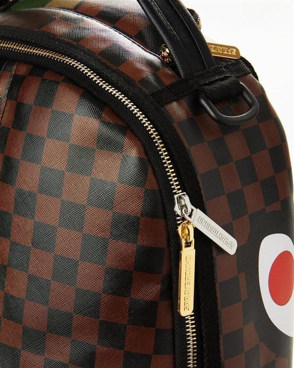 Sprayground Рюкзак CHECKS & CAMOFLAUGE BACKPACK - фото 10827