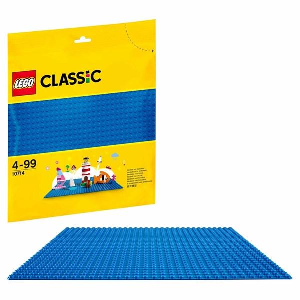 Игрушка Классика Синяя базовая пластина - фото 10914