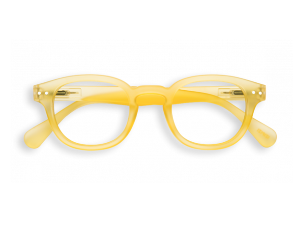 IZIPIZI KIDS Очки #C ДЛЯ ЭКРАНА  Желтый хром/Yellow Chrome +0 - фото 10925
