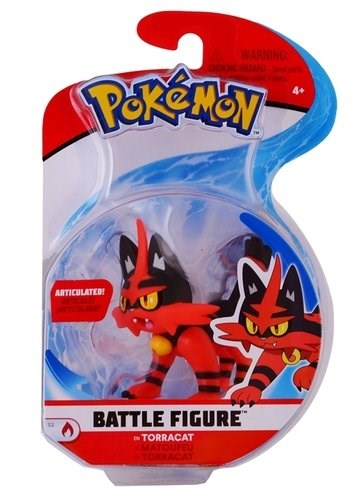 "Покемон.Игр.Наб.""Торракэт"".TM Pokemon - фото 10962"