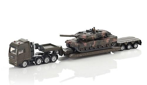 SIKU Грузовик с танком (1:87) - фото 11018