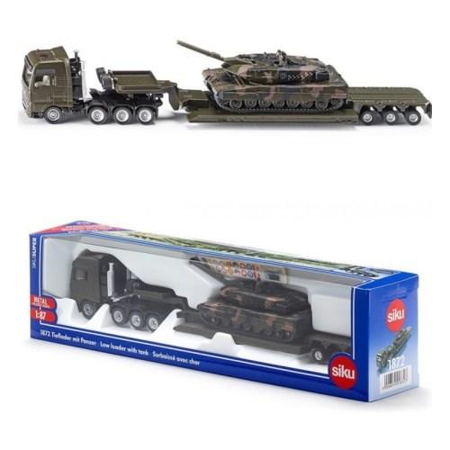 SIKU Грузовик с танком (1:87) - фото 11019