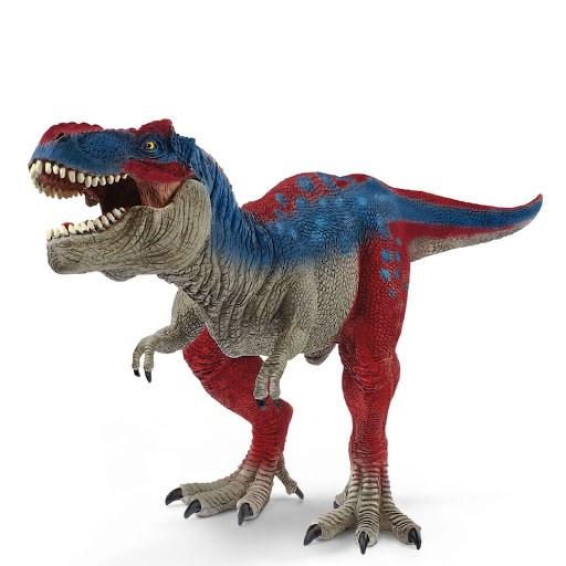 SCHLEICH Тираннозавр (красно-синий) - фото 11040