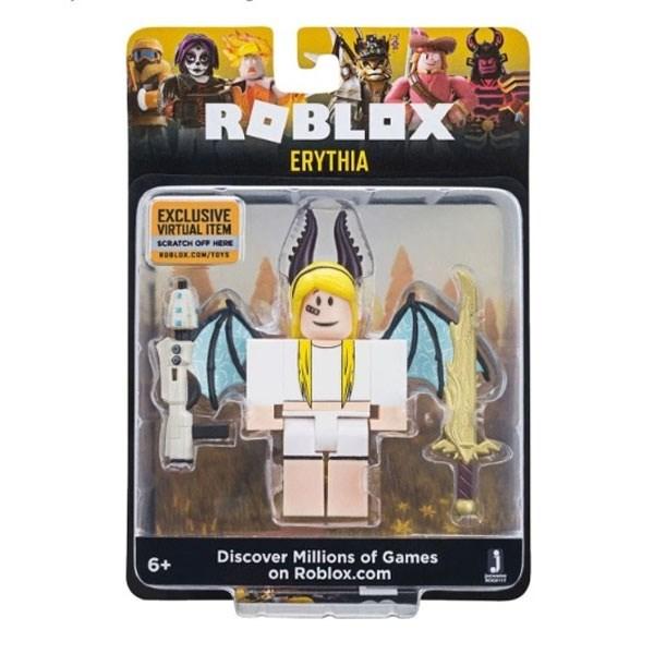 Игрушка Roblox - фигурка героя Erythia (Core) с аксессуарами - фото 11058