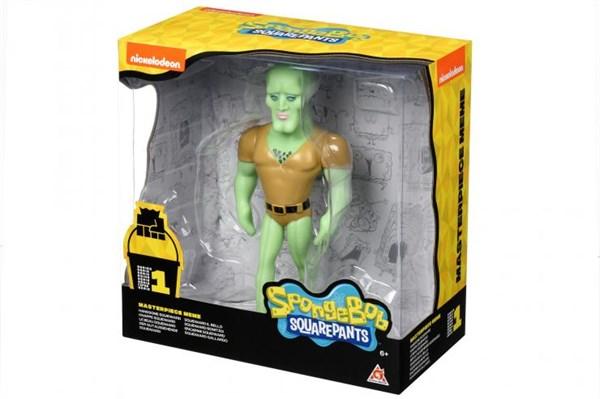 SpongeBob SquarePants игрушка пластиковая 20 см  - Сквидвард красивый (мем коллекция) - фото 11062