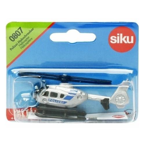 SIKU Вертолет полицейский - фото 11075