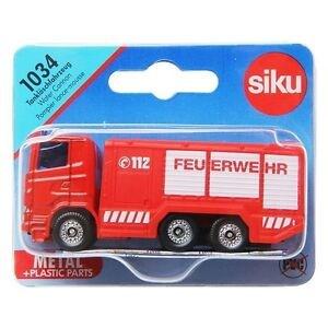 SIKU Машина Пожарная - фото 11079