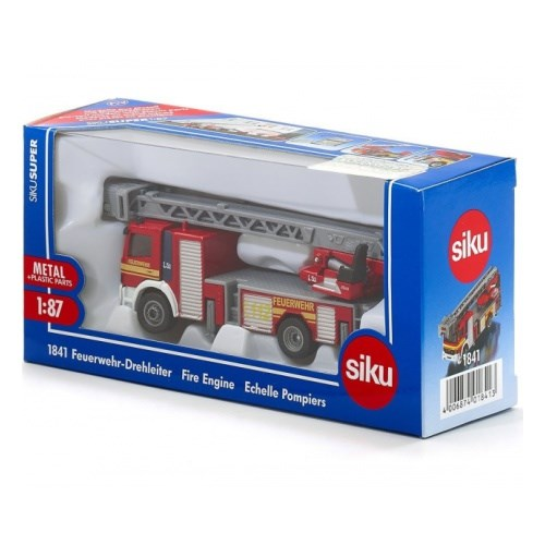 SIKU Машина Пожарная с лестницей (1:87) - фото 11089
