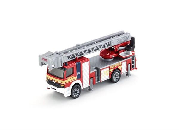 SIKU Машина Пожарная с лестницей (1:87) - фото 11090