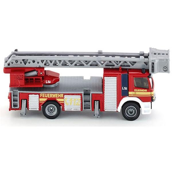 SIKU Машина Пожарная с лестницей (1:87) - фото 11091