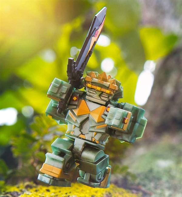 Игрушка Roblox - фигурка героя Fantastic Frontier: Guardian Set (Core) с аксессуарами - фото 11221