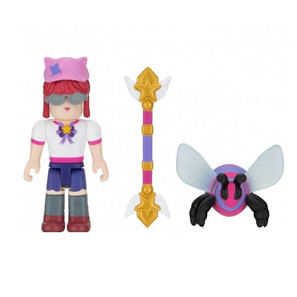 Игрушка Roblox - фигурка героя Star Sorority: Bee Wrangler (Core) с аксессуарами - фото 11227