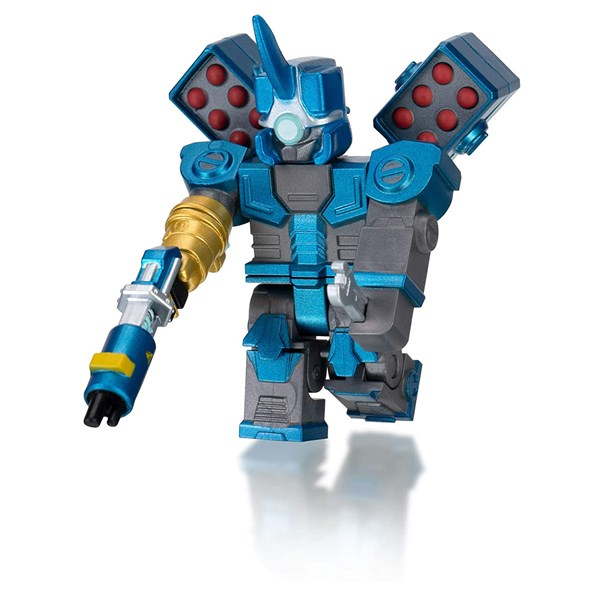 Игрушка Roblox - фигурка героя Future Tense (Avatar Shop) с аксессуарами - фото 11231