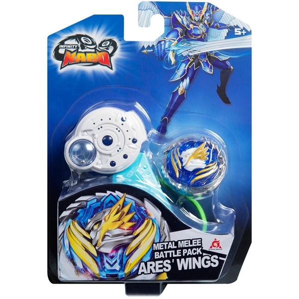 Инфинити Надо. Волчок Классик, Ares Wings. TM Infinity Nado - фото 11325