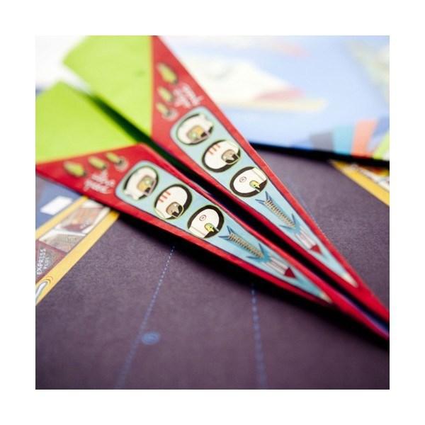 DJECO Оригами Планеры - фото 11634