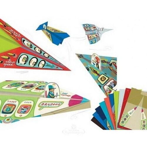 DJECO Оригами Планеры - фото 11636