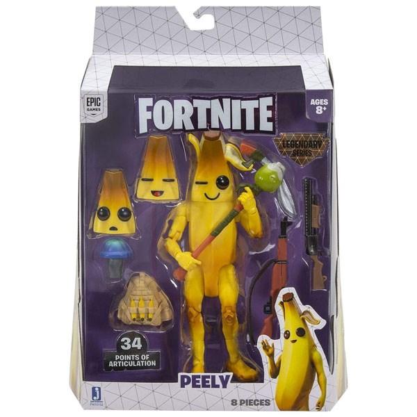 Игрушка Fortnite - фигурка героя Peely с аксессуарами (LS) - фото 11711