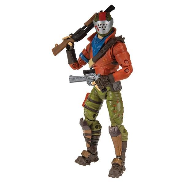Игрушка Fortnite - фигурка героя Rust Lord с аксессуарами (LS) - фото 11725