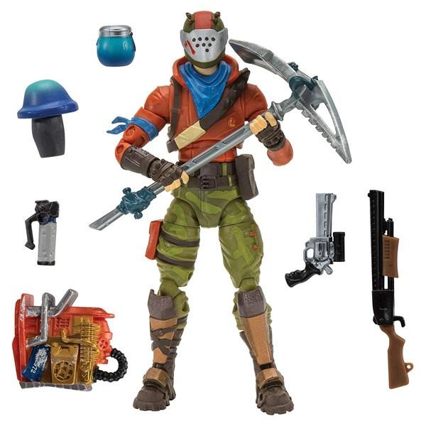 Игрушка Fortnite - фигурка героя Rust Lord с аксессуарами (LS) - фото 11726
