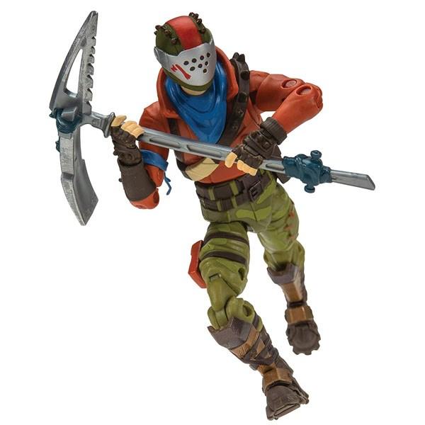 Игрушка Fortnite - фигурка героя Rust Lord с аксессуарами (LS) - фото 11727