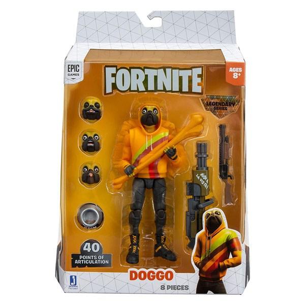 Игрушка Fortnite - фигурка героя Doggo с аксессуарами (LS) - фото 11743