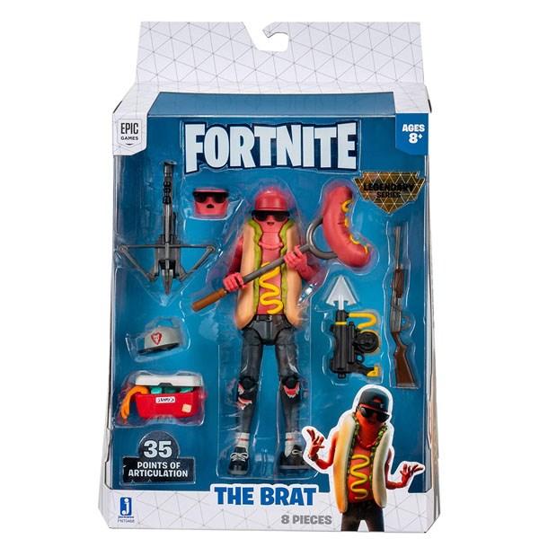 Игрушка Fortnite - фигурка героя The Brat с аксессуарами (LS) - фото 11747