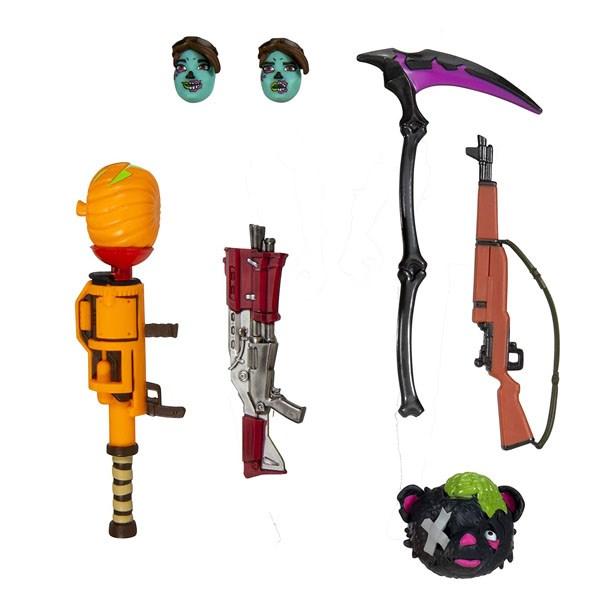 Игрушка Fortnite - фигурка героя Ghoul Trooper с аксессуарами (LS) - фото 11761