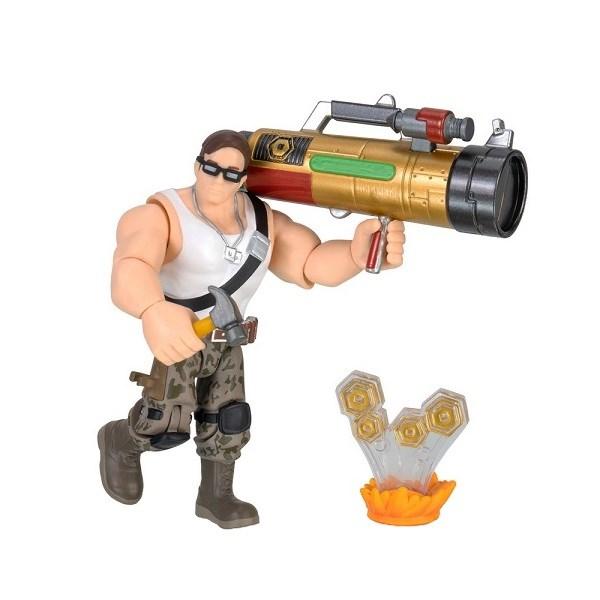 Игрушка Roblox - фигурка героя Davy Bazooka (Imagination) с аксессуарами - фото 11783