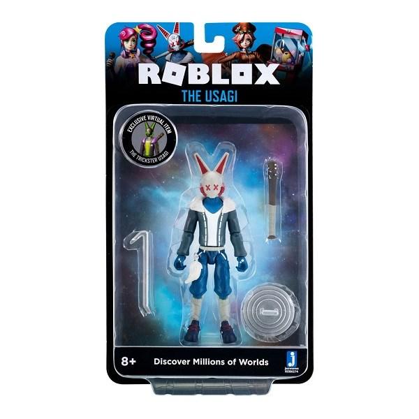 Игрушка Roblox - фигурка героя The Usagi (Imagination) с аксессуарами - фото 11789