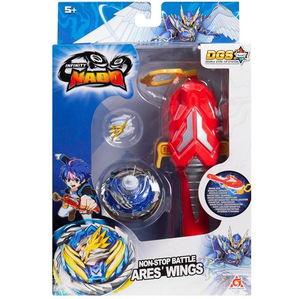 Инфинити Надо. Волчок Ориджинал, Ares Wings. TM Infinity Nado - фото 11848